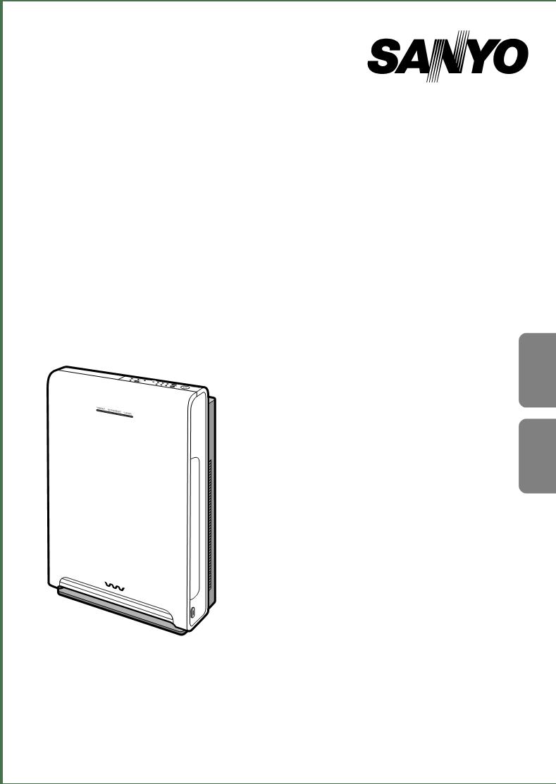 Sanyo abc-vw24a manual