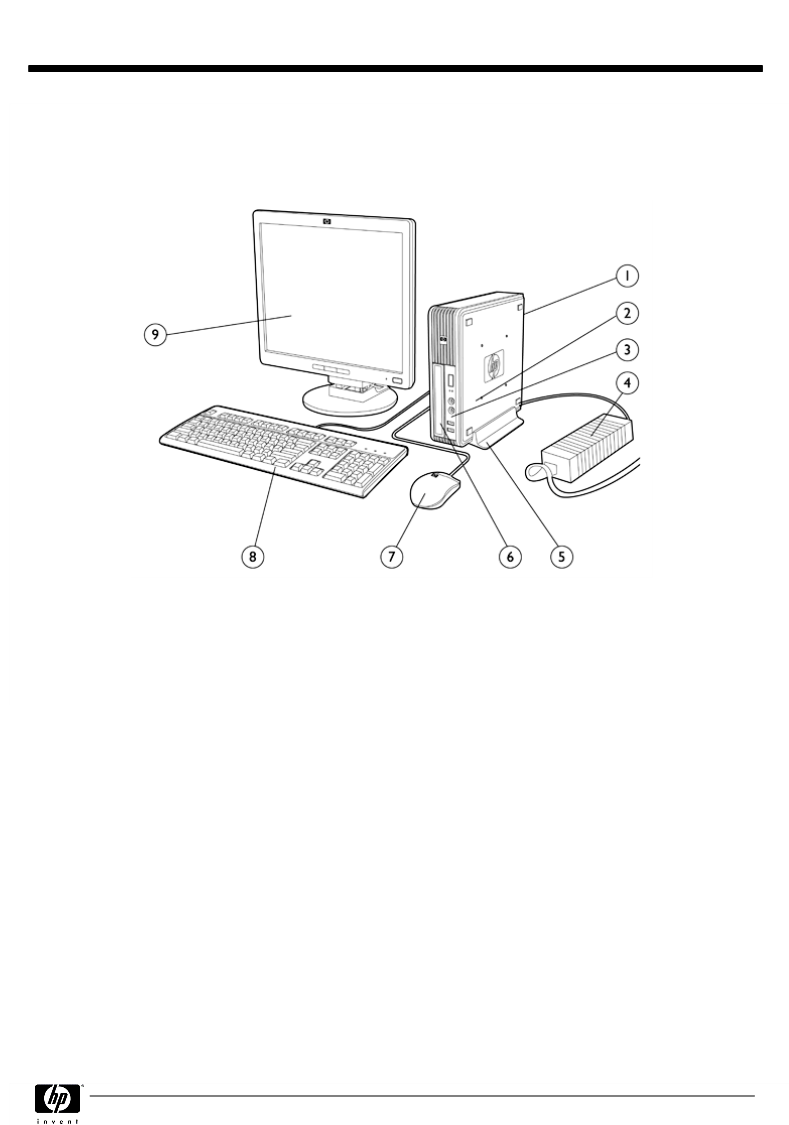 Manual de uso de HP (Hewlett-Packard) QUICKSPECS DC7900