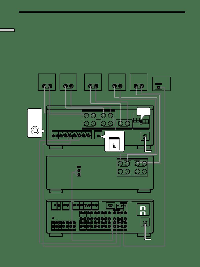 取扱説明書Sony TA-N9000ES ー Sony TA-N9000ESに関する説明書、サービス説明書、設定
