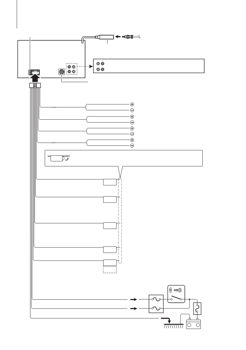 hight resolution of connecting wires to terminals
