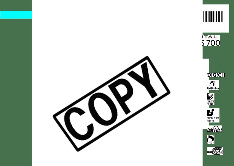 Canon powershot sd500 manual pdf