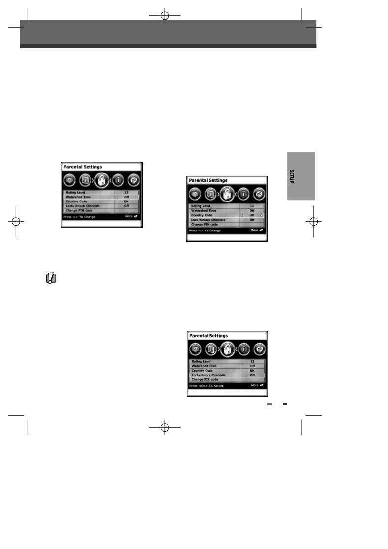 selec timer xt56 manuel d'utilisation