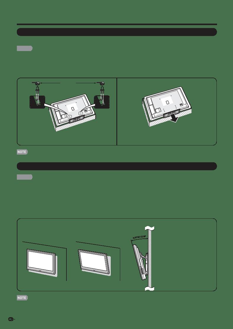 Anwendungsvorschrift Sharp AQUOS LC46D85U