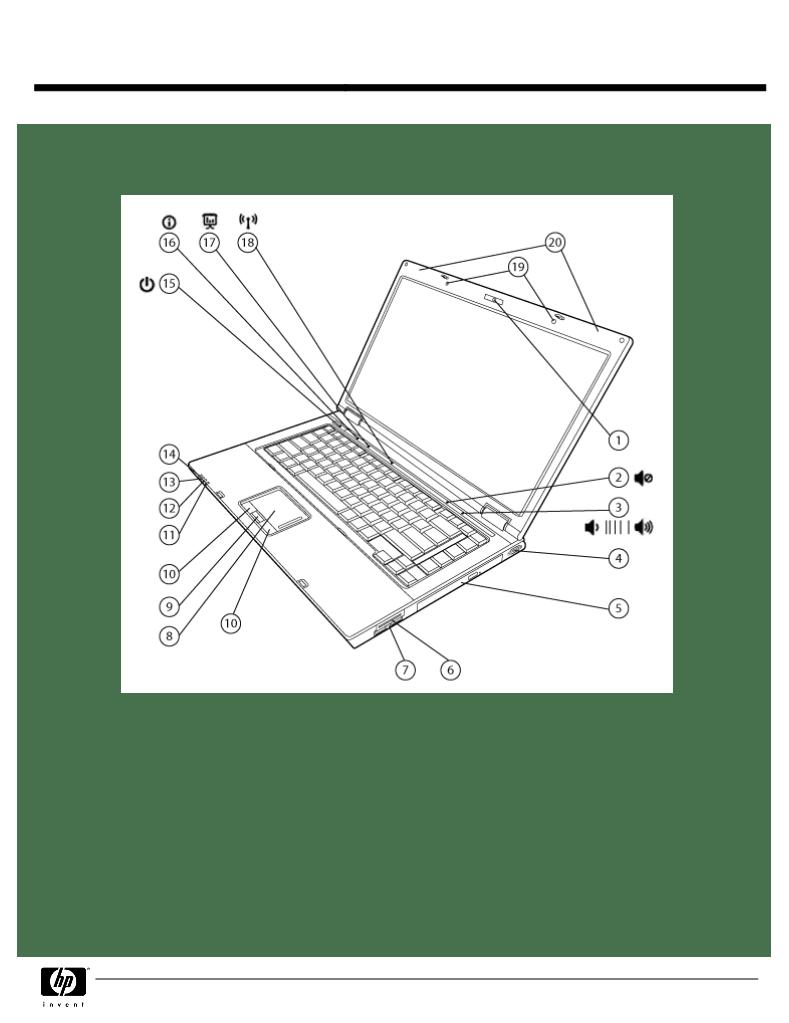 Anwendungsvorschrift HP (Hewlett-Packard) HP Compaq