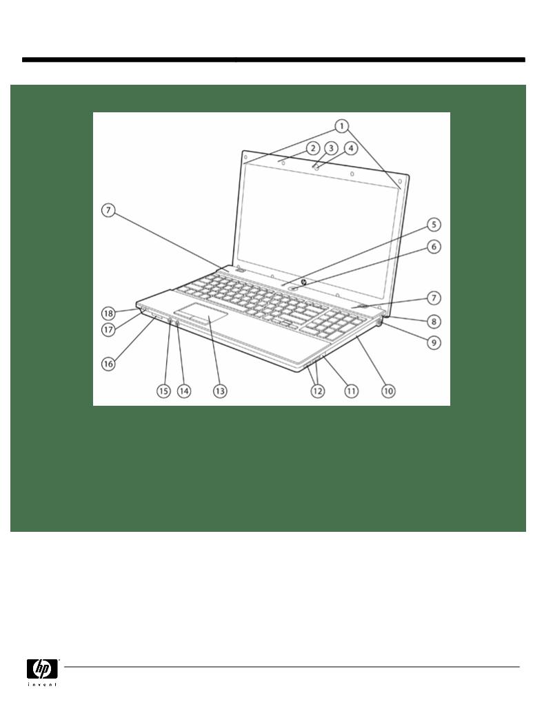 Manual de uso de HP (Hewlett-Packard) PROBOOK 4510S