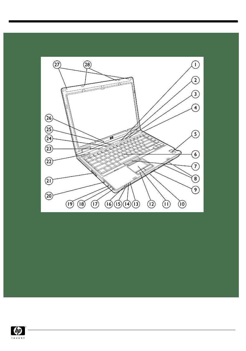 Anwendungsvorschrift Intel Compaq nc6400