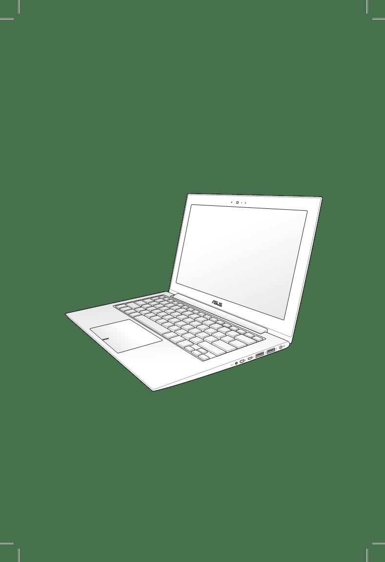 取扱説明書Asus Zenbook Ultrabook UX31E-DH53 ー Asus Zenbook