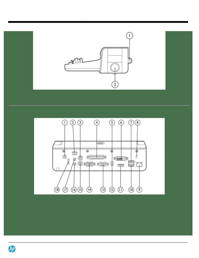 User manual for HP (Hewlett-Packard) HP 2012 230W Advanced
