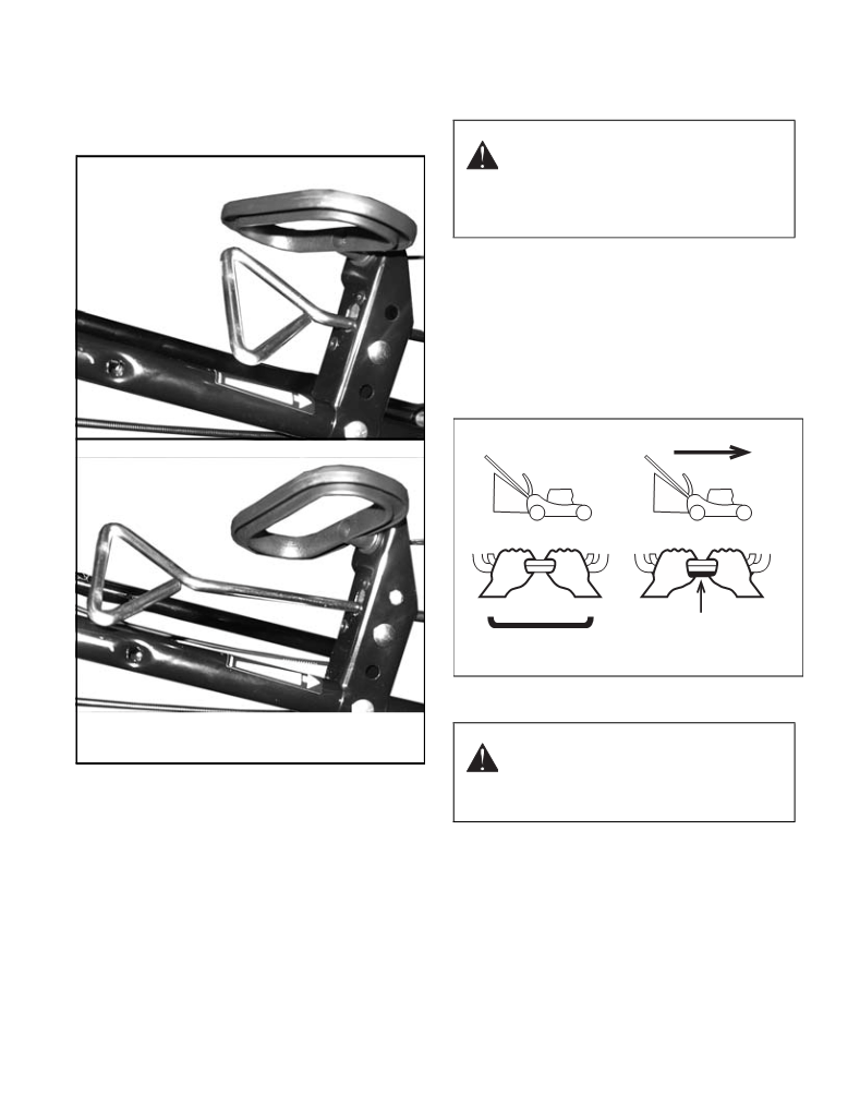 取扱説明書Ariens Lawn Mower 911183 LM21S CLASSIC ー Ariens Lawn