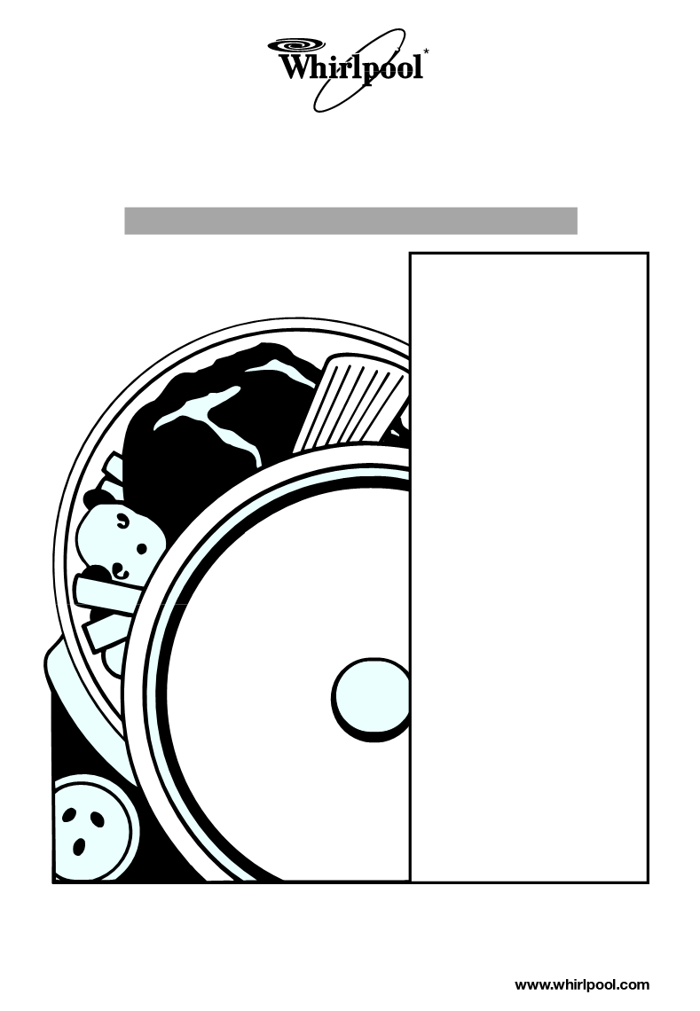 Anwendungsvorschrift Whirlpool MT9101SF