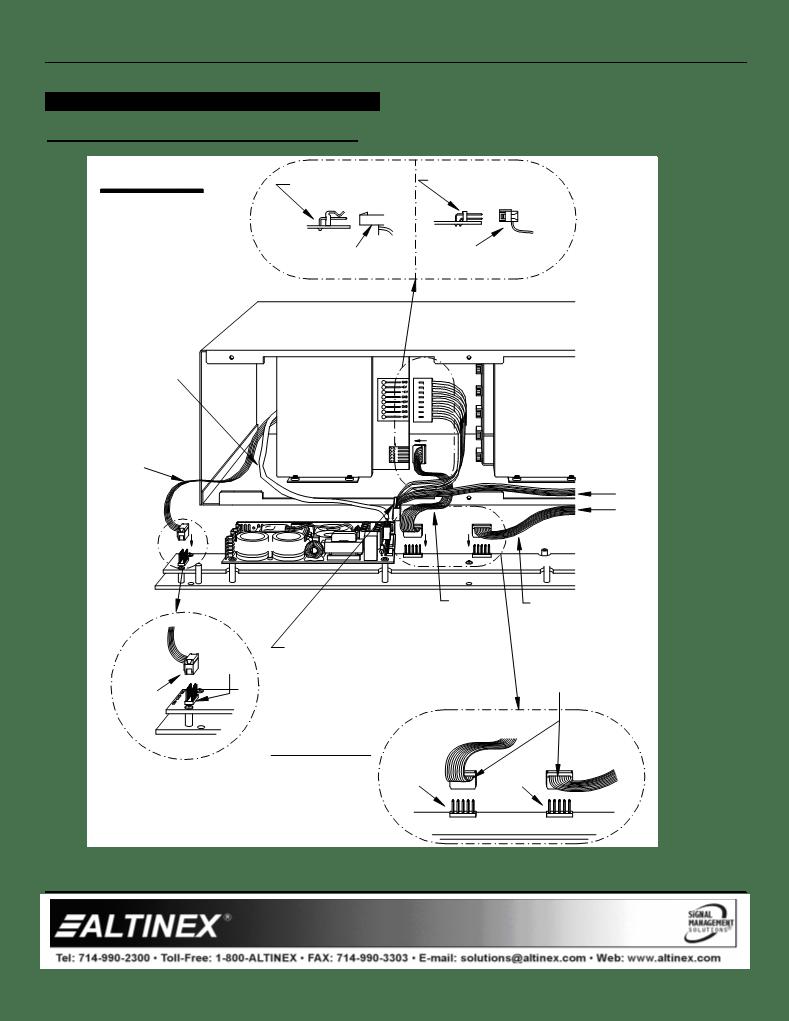 Anwendungsvorschrift Altinex MT101-114