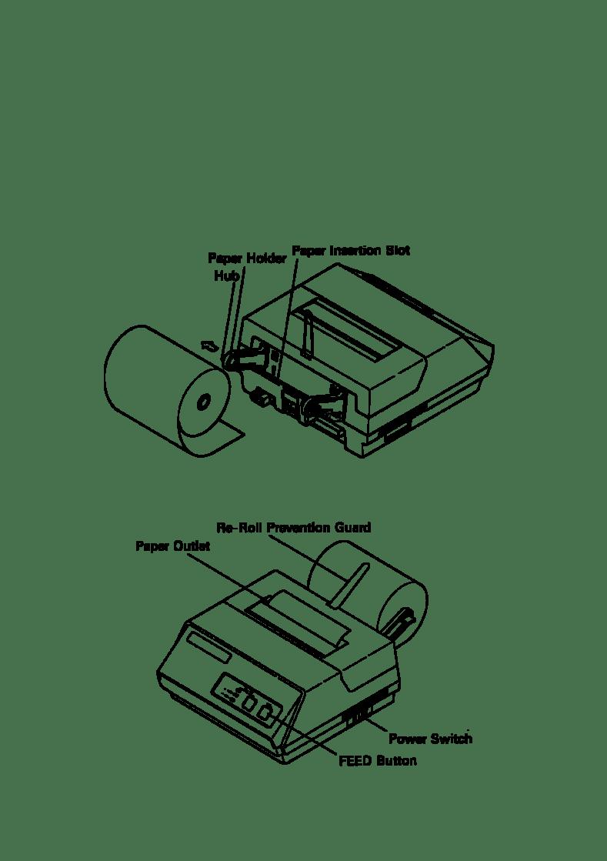 Gebruiksaanwijzing Star Micronics Star DP8340