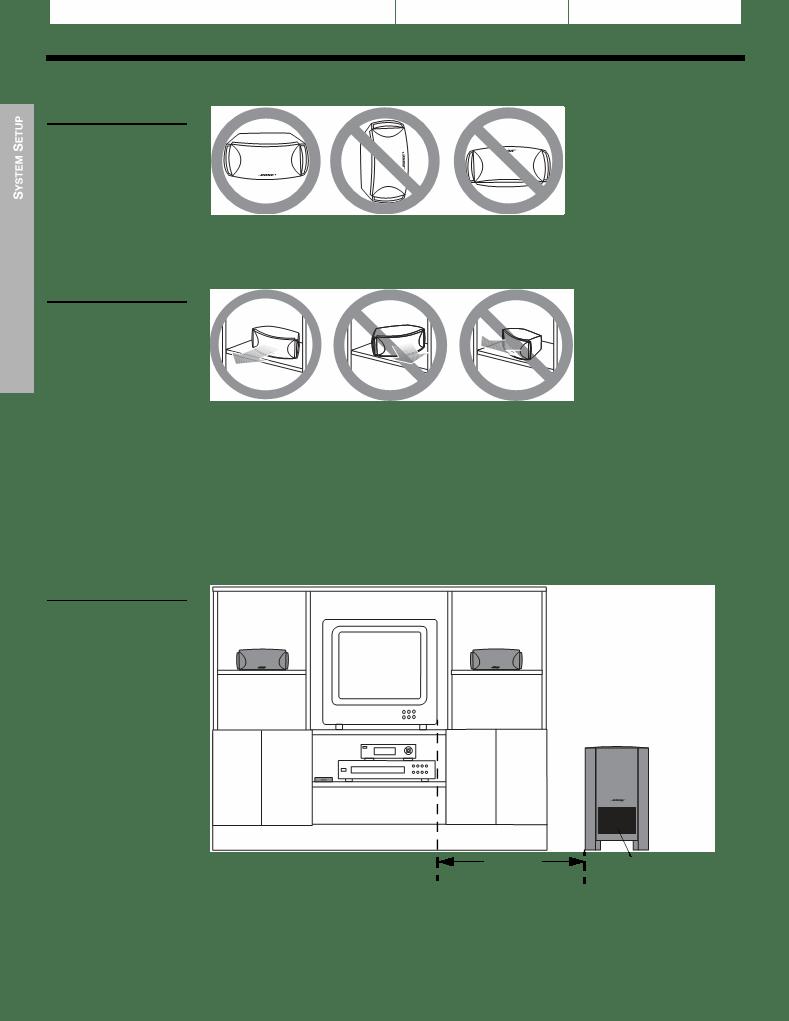 Manual de uso de Bose Cinemate Digital Home Theater