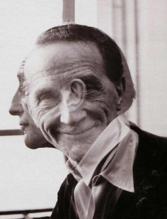 Duchamp Double Exposure