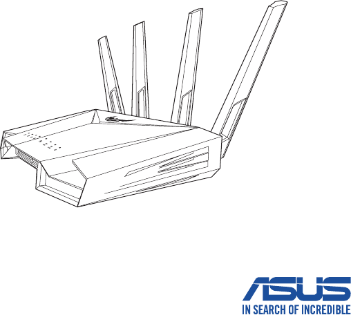Asus TUF-AX3000 user manual (125 pages)