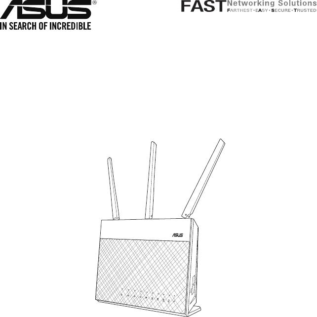 Asus RT-AC68U user manual (217 pages)