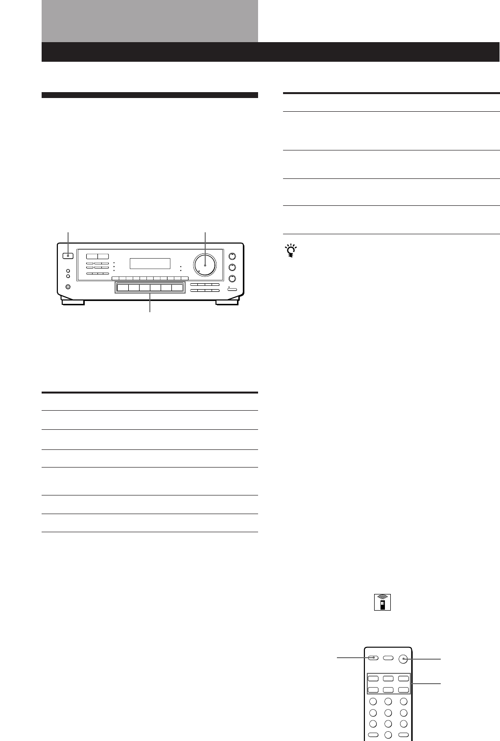 Sony STR-DE405 user manual (75 pages)