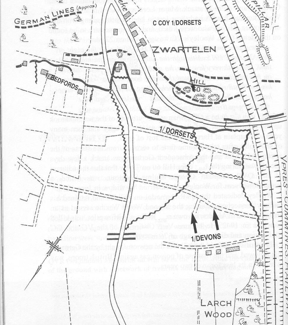 Reningelst New Military & Churchyard