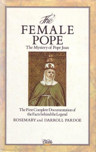 Female Pope Rosemary and Darroll Pardoe