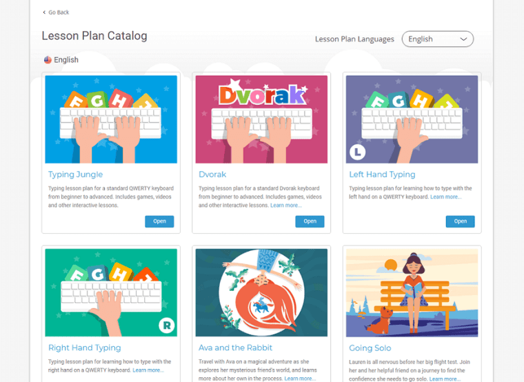 Typing Club Review: Type to Learn at Home - UsersAdvice