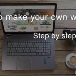 make a website