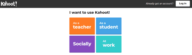 Kahoot it the Learning Game - Create quizzes & Enter Game Pin to Play
