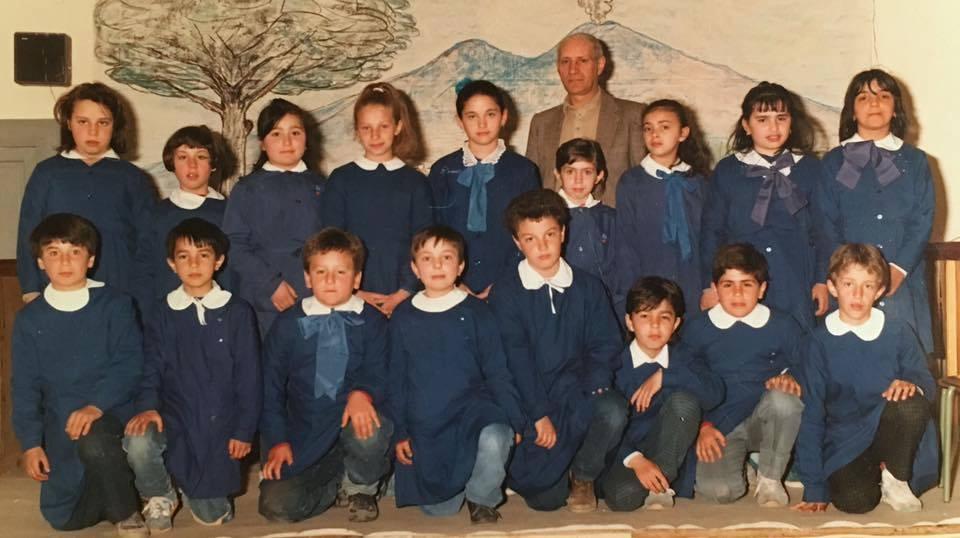 Cervinara | Il ricordo di un ex alunno del maestro Giovanni Cioffi da poco scomparso.