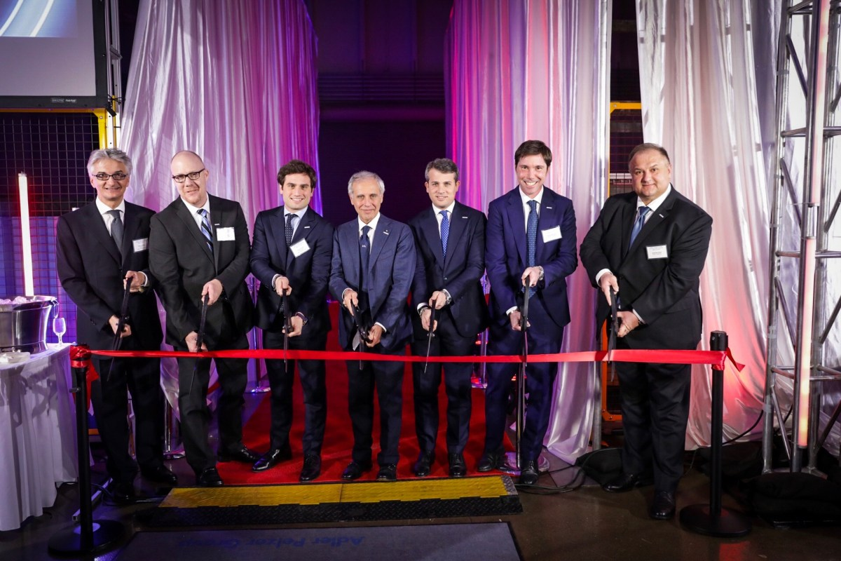 Adler Pelzer Group Cresce negli Usa: inaugurato nuovo stabilimento.