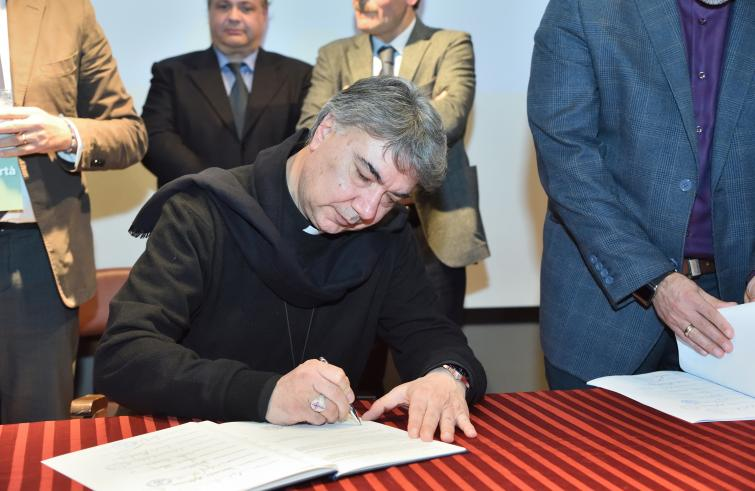 Bucciano e Sant'Agata, cambio di parroci