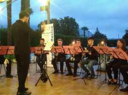 coro di clarinetti