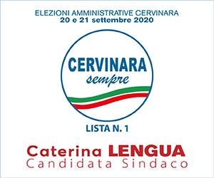Caterina Lengua Sindaco