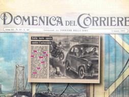 Copertina Corriere