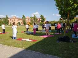 Yoga Montesarchio