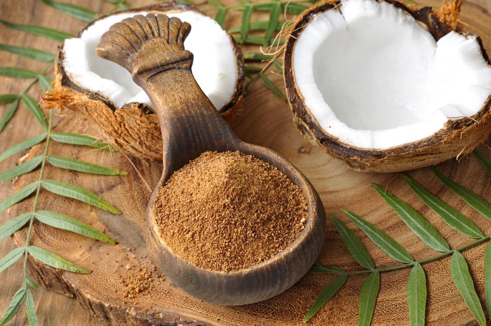 Alternative naturali allo zucchero: cocco