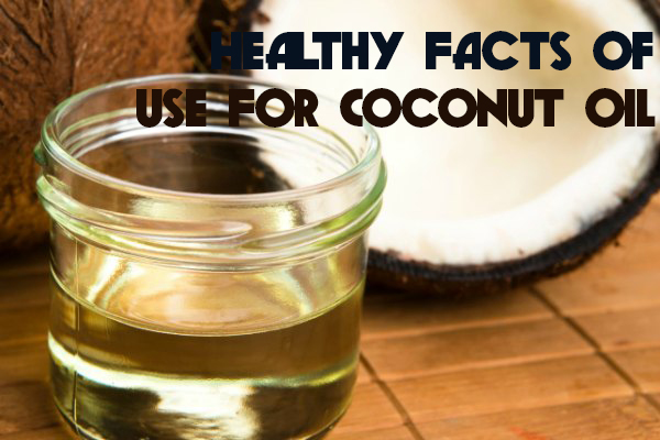 Use for Coconut Oil