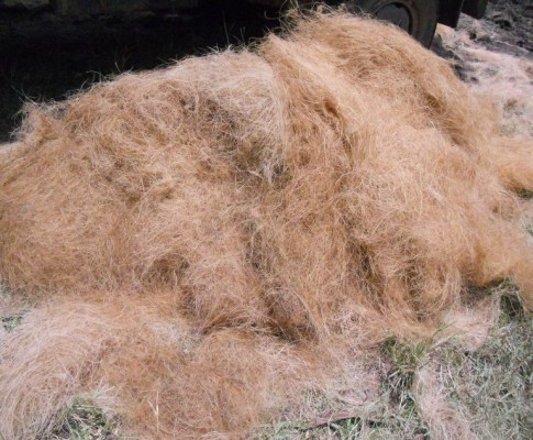 How to Make the Best Coconut Coir Fiber (Yarn Fiber)