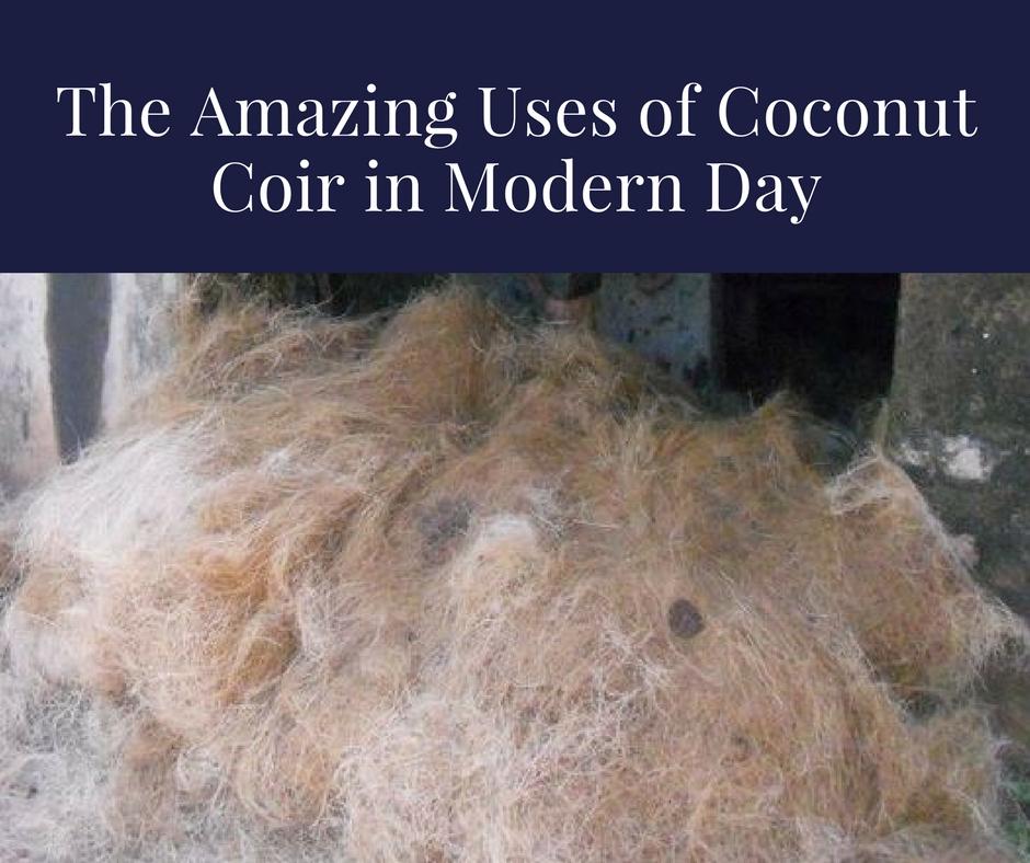 Uses of Coconut Coir