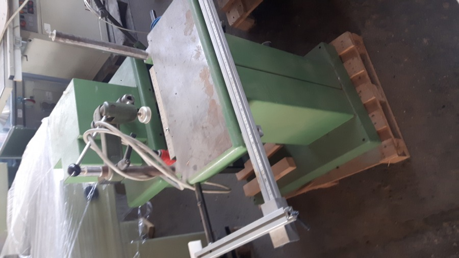Horizontal Slot Mortising Machine