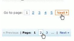 How to Create Simple Pagination With MySQL Results