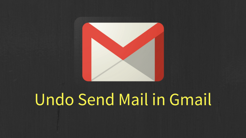 Undo Send Mail in Gmail