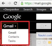 Transfer Contacts from One Gmail To Other Gmail Account