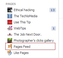 How to See Updates Only From Pages You Like on Facebook