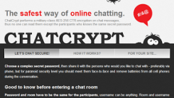 Start Secure Online Chat With ChatCrypt