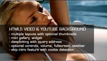 7 Best jQuery HTML5 Audio and Video Players