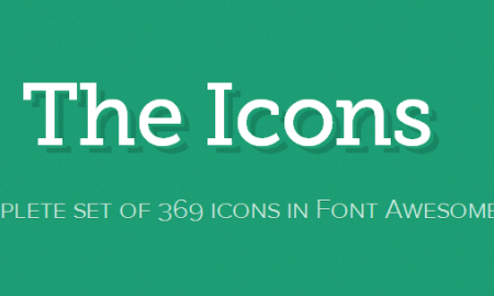 How to Use Font Awesome Icons in Blogger