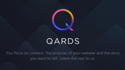 Make your website with Powerful WordPress Plugin – Qards