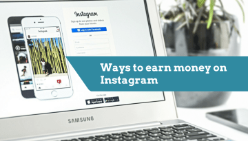 How to make money from your Instagram account