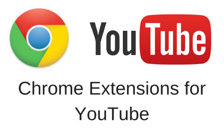 Google Chrome Extensions for YouTube