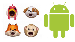 How to get iPhone X like Animojis on Android