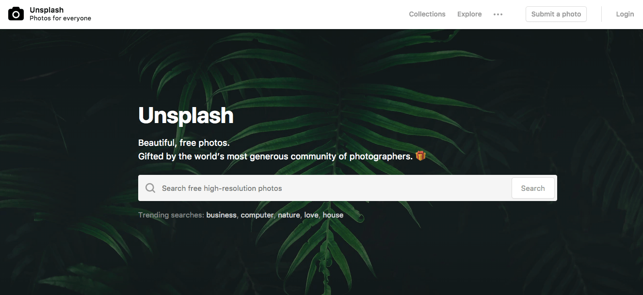 Unsplash: Shutterstock Alternatives